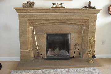 Stone Fireplaces Devon
